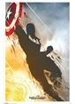 Pyramid International Maxi Poster Marvel Captain America Winter Soldier Renkli